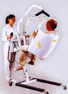 TL-450LE 電動病人移位機